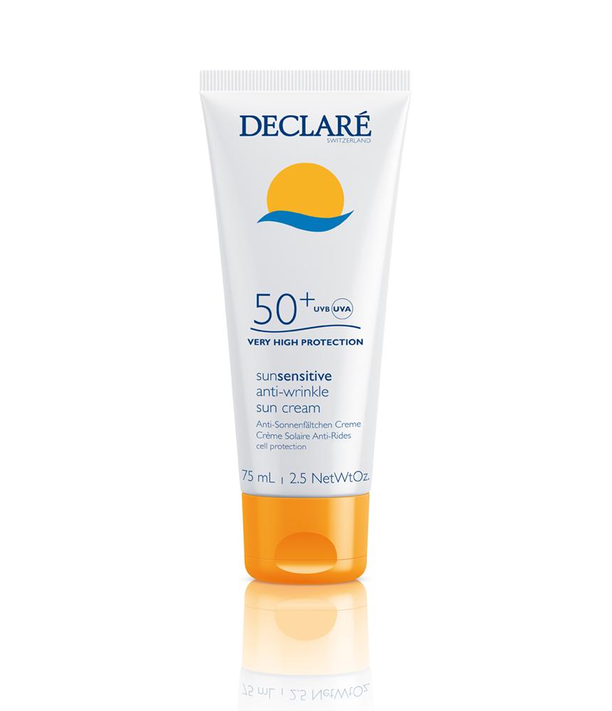 Anti-Wrinkle Sun Cream 50+