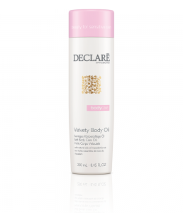 Velvety Body Oil