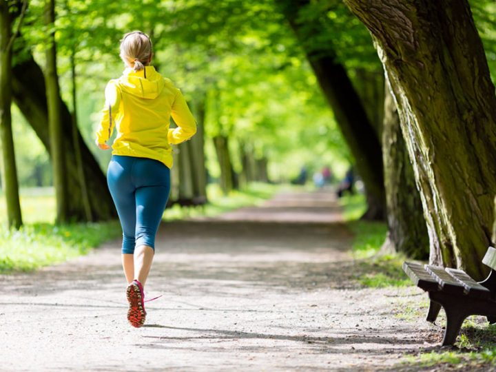 How to stay fit in spring