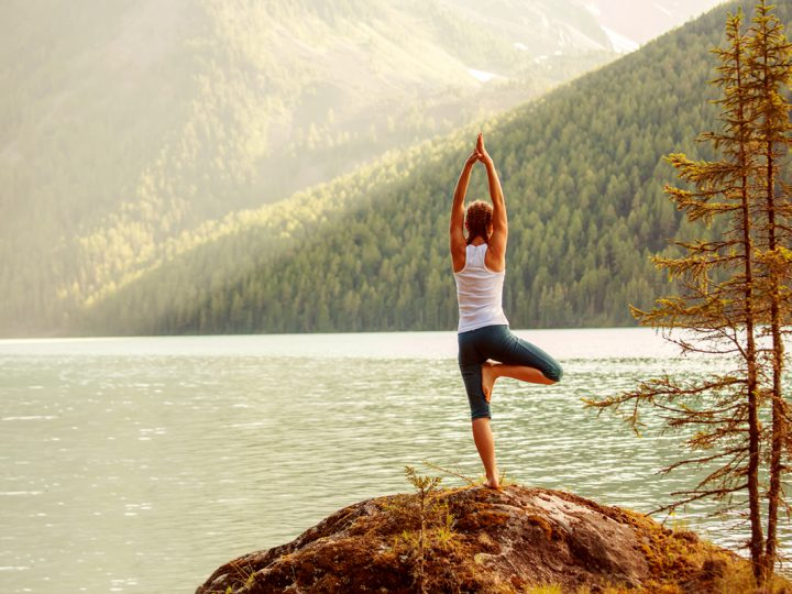 Yoga for a healthy work-life balance