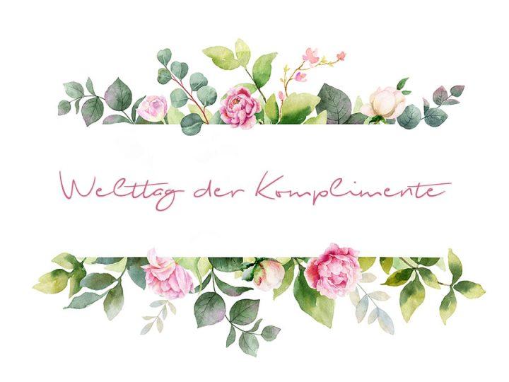 Welttag der Komplimente