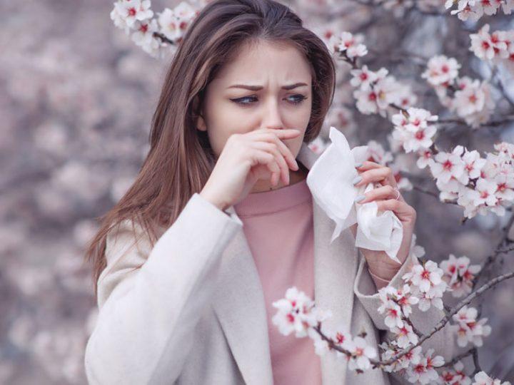 Frühlingsallergie