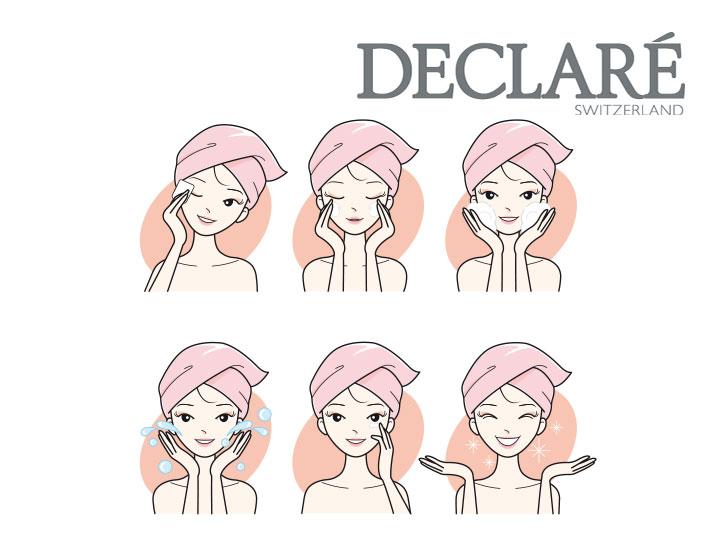 Tipps für die Gesichtsreinigung